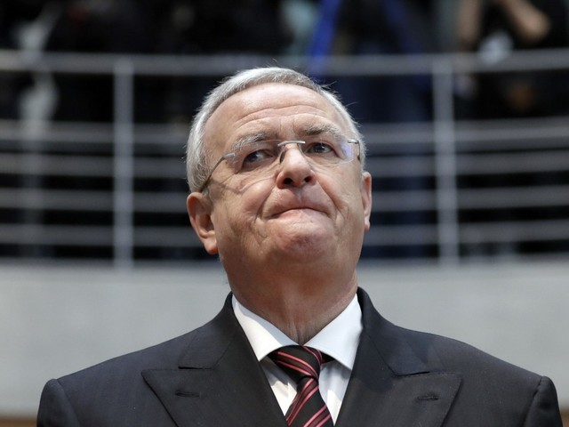 Ex-VW-Chef Winterkorn wegen schweren Betrugs angeklagt