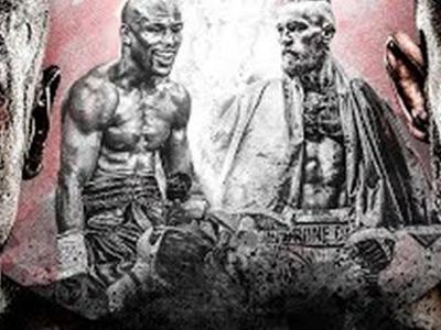 TV por assinatura divulga trailer de luta de boxe entre Mayweather e McGregor