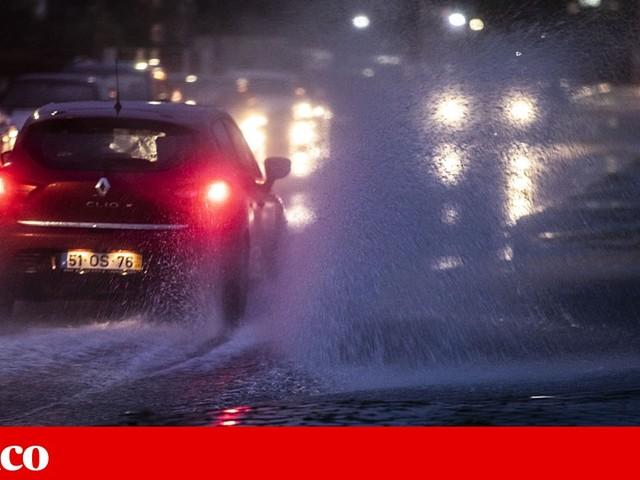 Protecção Civil emite aviso para mau tempo na tarde de quinta-feira