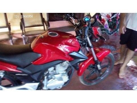 Vendo moto Raybar 150cc