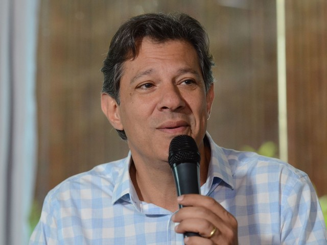 Brazil's Haddad Takes Last Shot to Win Presidential Elections