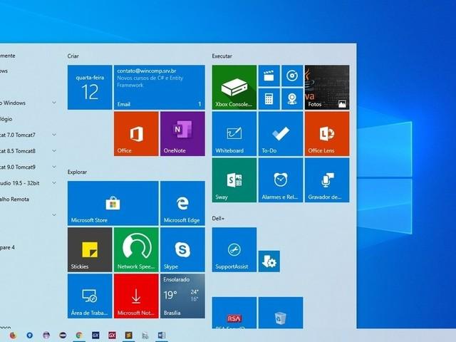 É possível instalar programas no Windows S que não estão na Microsoft Store?