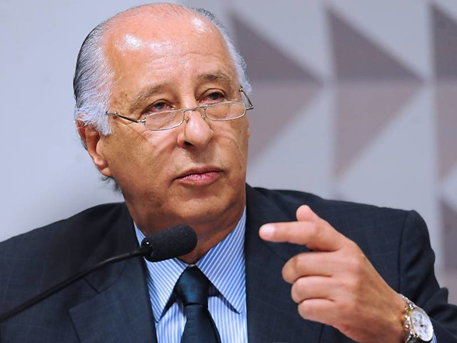 Por videoconferência, Del Nero alega inocência em depoimento à Fifa