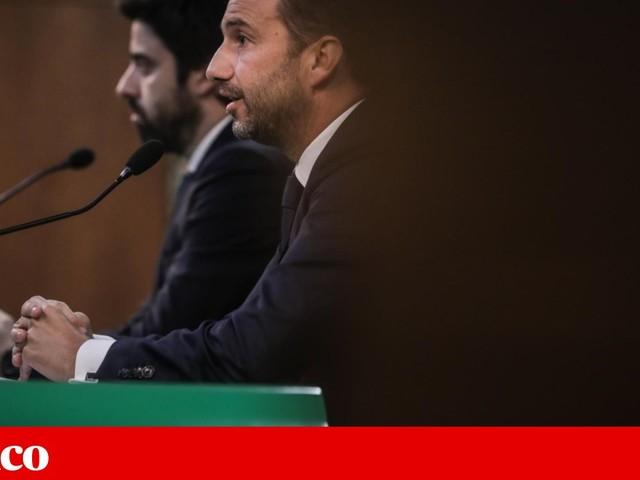 Salgado Zenha diz que os 65 milhões e euros serão para pagar dívidas do Sporting