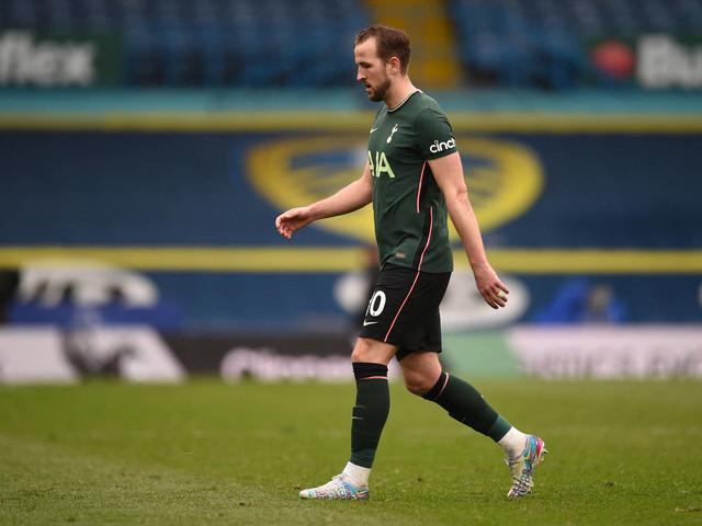 Harry Kane não pretende continuar no Tottenham, afirma jornal inglês