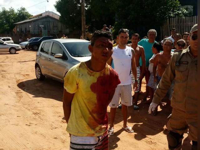 Policiais militares fecham cerco e prendem dois assaltantes em Santarém; um deles é baleado