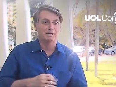 UOL Confere | Ao falar de covid-19, Bolsonaro volta a usar dados sem comprovação