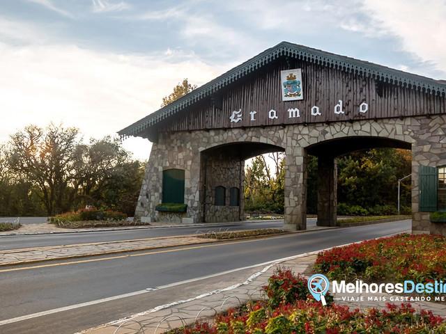 Promoção de pacotes para Gramado com voos mais hospedagem no hotel Alpestre a partir de R$ 762 por pessoa!