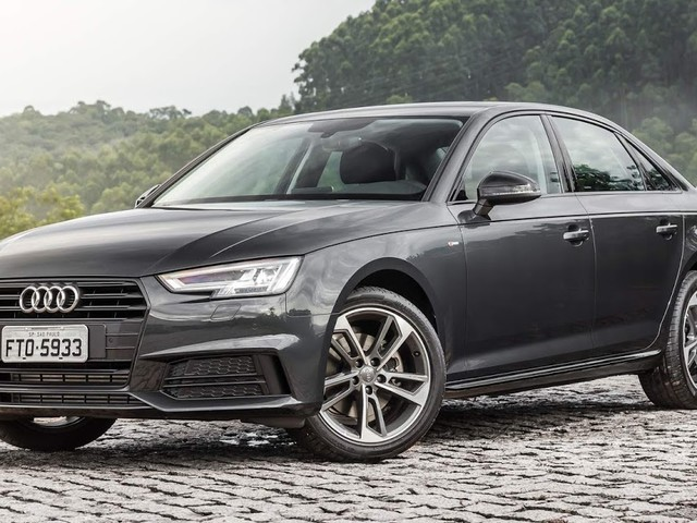 Audi A4 Limited Edition chega por R$ 211 mil reais - fotos