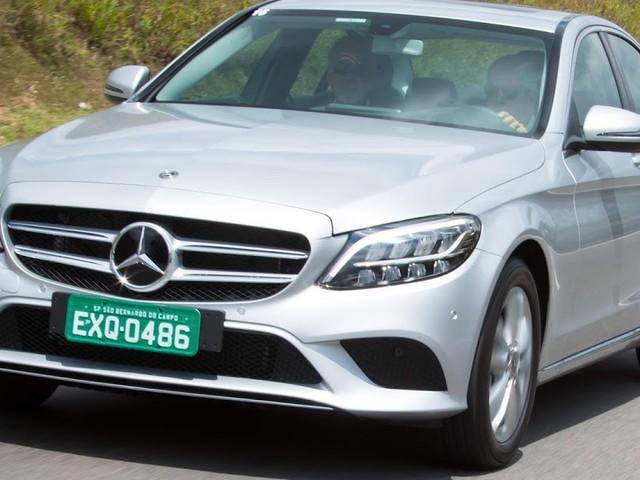 Mercedes-Benz Classe C 2019: fotos, preços e detalhes