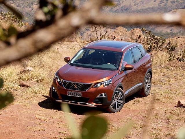 Veja no AutoPapo avaliação do Peugeot 3008