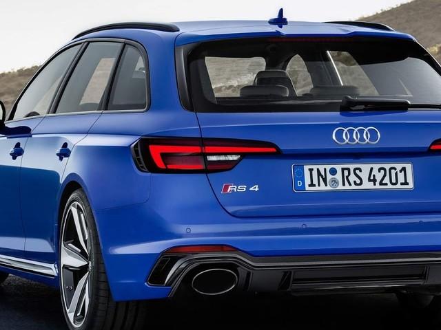 Audi RS4 Avant 2018: fotos, preço e especificações oficiais