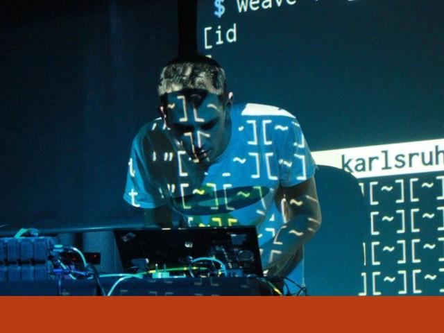 Nas <i>algoraves</i>, os códigos dão música e depois faz-se a festa