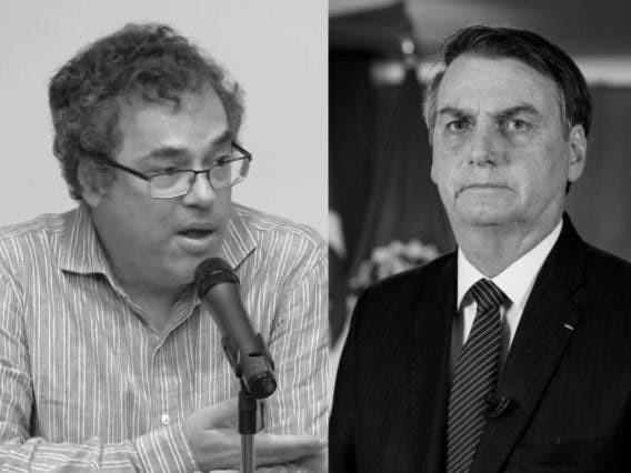 """Jornalista da Folha viraliza com o texto """"Por que torço para que Bolsonaro morra"""""""