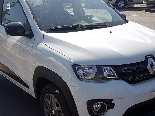Renault Kwid começa a ser entregue nas concessionárias