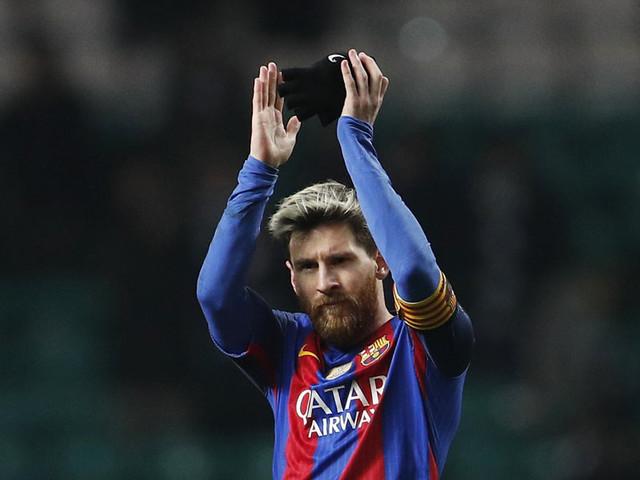 Soam os alarmes em Nou Camp. Leo Messi pode não renovar contrato