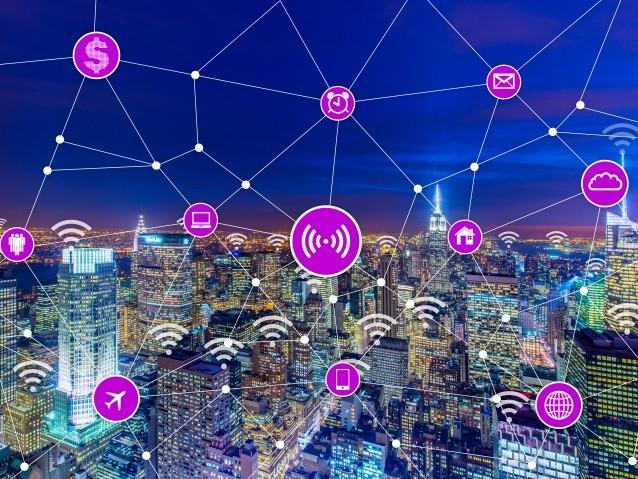 Conexões sem fio de baixa energia são caminho para cidades mais conectadas