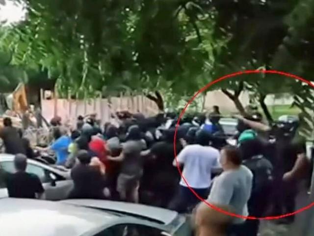 Vídeo mostra homens que tentaram matar Cid Gomes