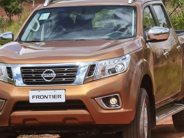 Nova Nissan Frontier 2018: vídeo, detalhes e especificações