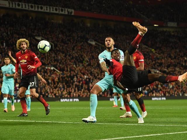 Manchester United x Newcastle pelo Campeonato Inglês: veja fotos