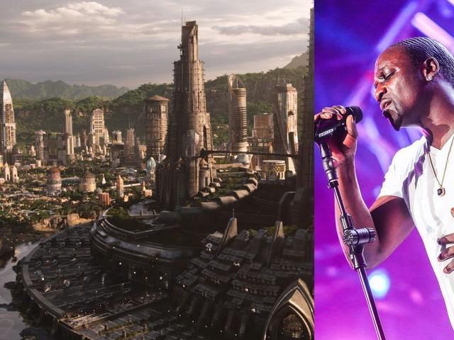 Akon diz que 'Wakanda da vida real' já está sendo construída no Senegal: 'Começamos as obras'