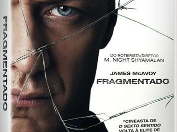 As edições de FRAGMENTADO em DVD e Blu-ray no Brasil