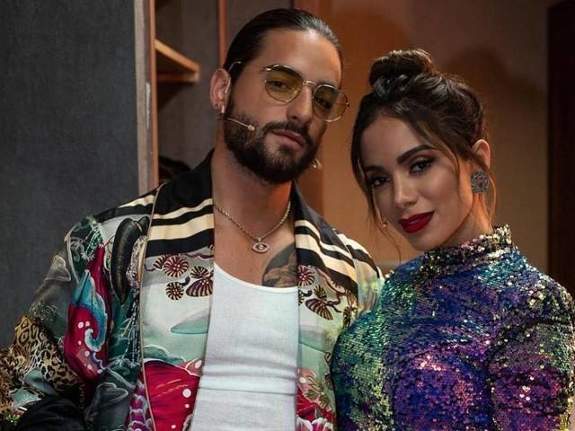 Anitta e Maluma serão técnicos rivais no 'The Voice' mexicano