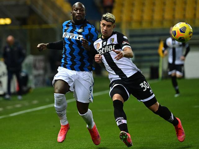 Confira as fotos de Parma x Internazionale pelo Campeonato Italiano