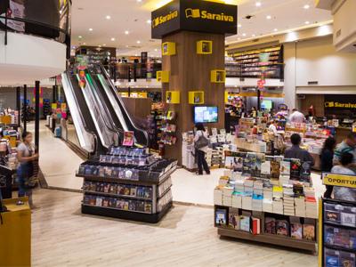 Saraiva faz acordo com B2W para vender livros em lojas virtuais