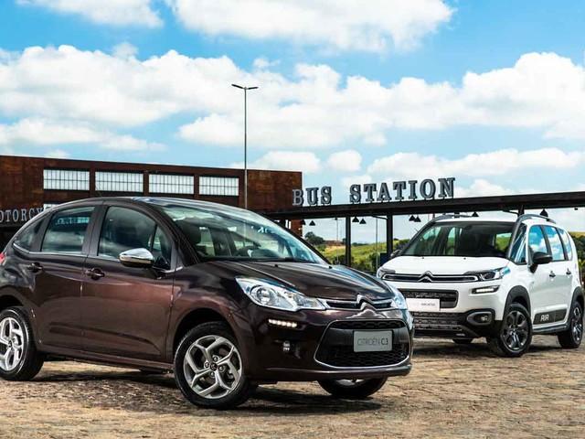 Citroën Aircross e C3 ganham câmbio automático de seis marchas