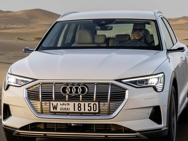 Audi e-Tron: detalhes do SUV elétrico que chega em 2019