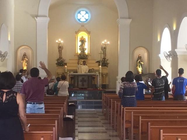 Novena de 'Nossa Senhora Maria Auxiliadora' começa nesta quarta (15) em Petrolina