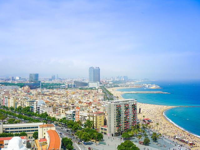 Espanha supera Estados Unidos e assume posto de 2º país mais visitado