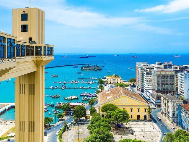 Promo para a Bahia! Voos para Salvador, Ilhéus ou Porto Seguro a partir de R$ 227!