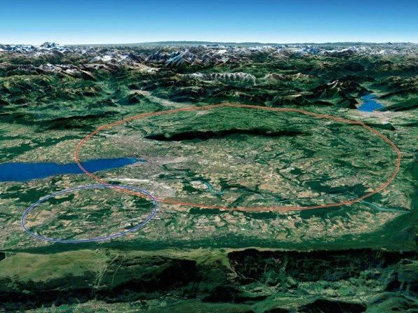 CERN quer construir acelerador de partículas quatro vezes maior que o LHC