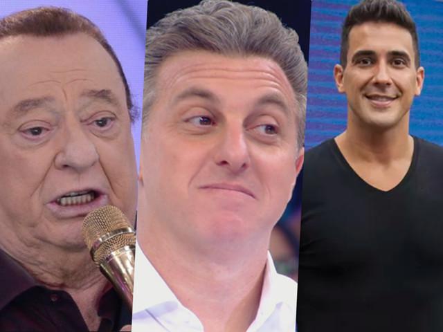 Raul Gil, Luciano Huck e Andrés Marques: saiba qual é o real salário dos apresentadores da TV aos sábados