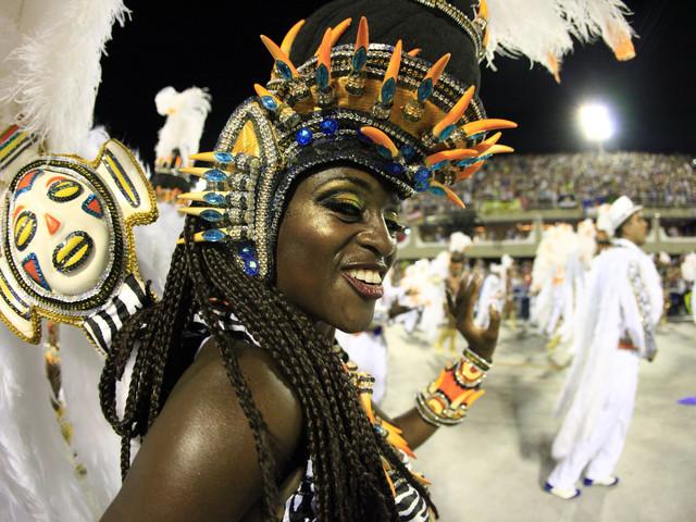 Portela Samba School Ready for Rio 2018 Carnival