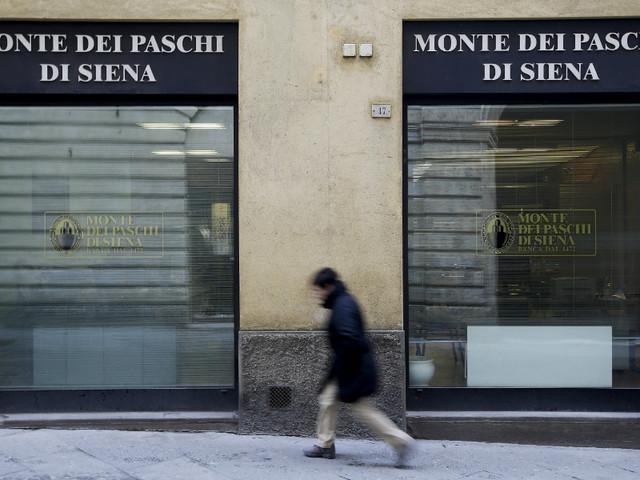 Monte dei Paschi aprova plano para vender créditos malparados por 75% do seu valor