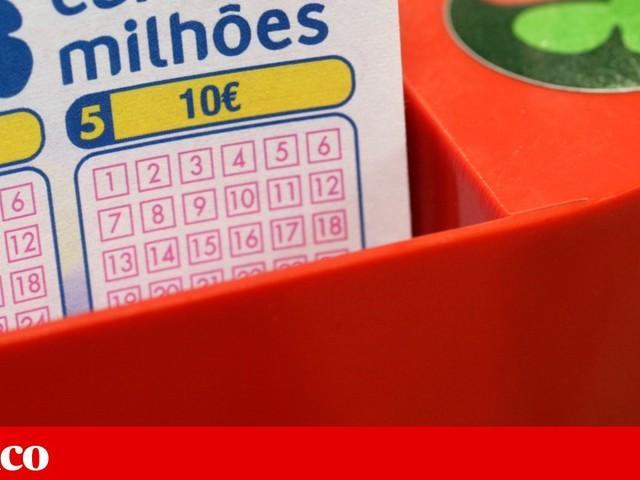 SCML aposta no Euromilhões com três novos jackpots de 130 milhões por ano