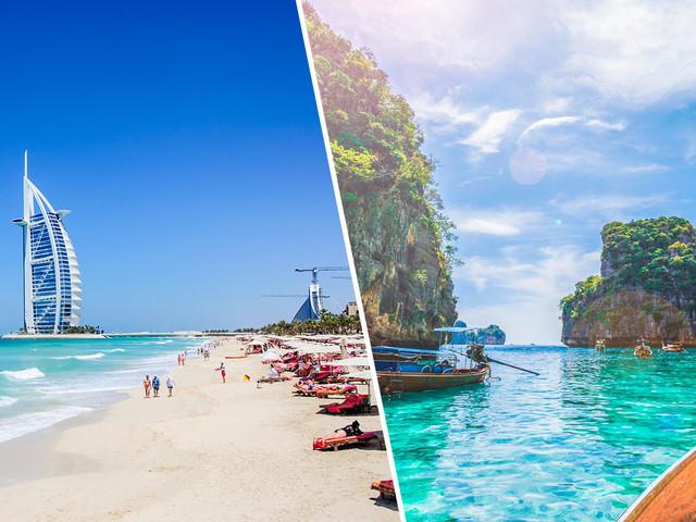 Dubai + Tailândia! Passagens aéreas com a Emirates a partir de R$ 4.405 saindo de São Paulo, Rio ou Campinas!