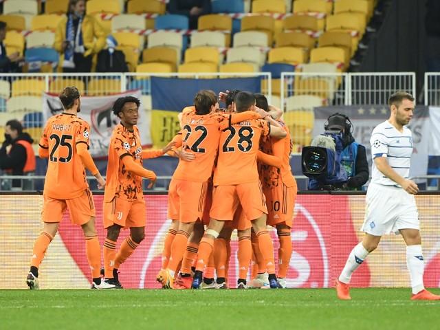 Com dois de Morata, Juventus bate o Dínamo de Kiev na estreia da Liga dos Campeões