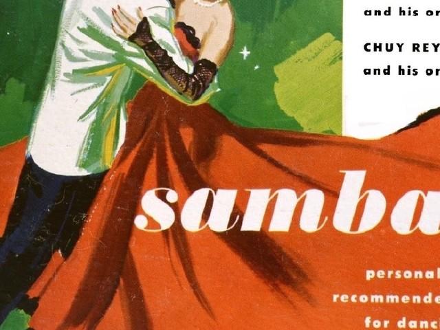 Arthur Murray Favorites Samba (LP S/D)