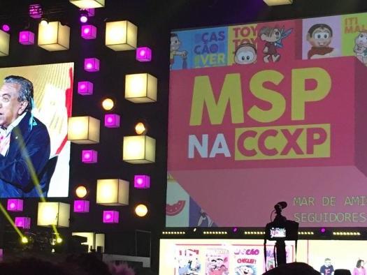 MSP anuncia novidades digitais da Turma da Mônica para 2019