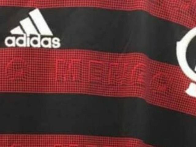 Nova camisa do Flamengo terá tecnologia 3D antipirataria