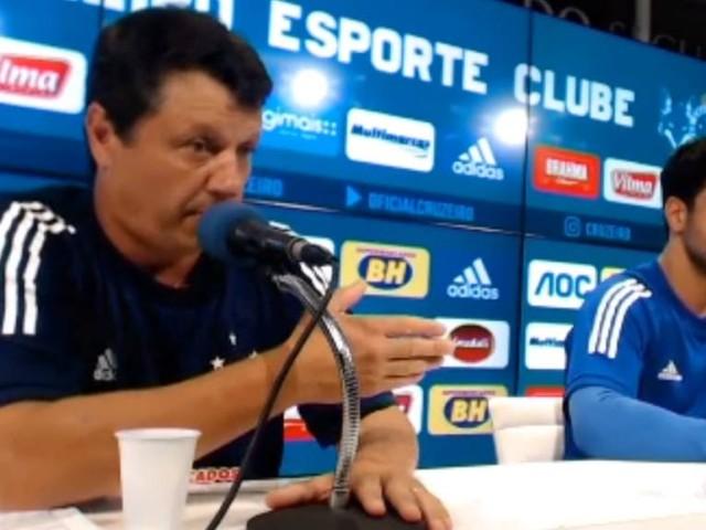 Adílson comenta entrave do clube com Rodriguinho