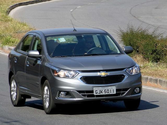 [Obituário] Chevrolet Cobalt teve sua produção encerrada no Brasil