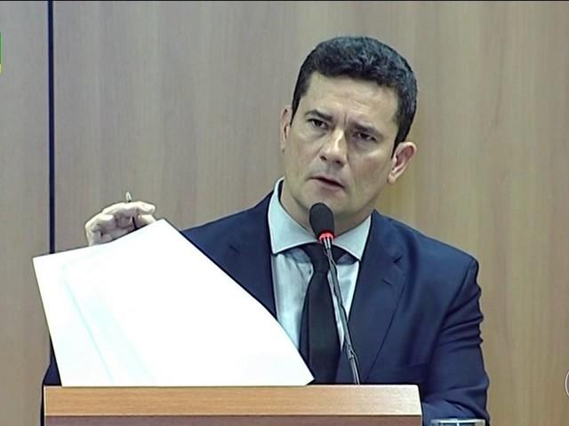 Moro propõe que lei classifique facções e milícias como organizações criminosas