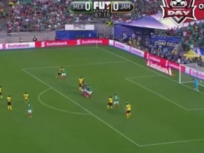 Jamaica faz gol no fim, bate México e está na final da Copa Ouro
