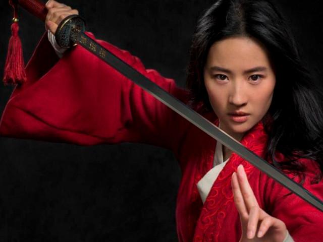 """As gravações de """"Mulan"""" já começaram e estas são suas primeiras imagens"""
