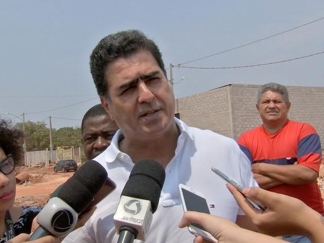 Prefeito de Cuiabá vai recorrer à Justiça para que empresa possa administrar Pronto Socorro; 'com todas as forças eu não aceito a decisão do TCE'